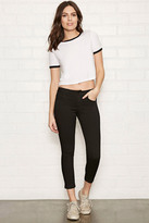 Forever 21 FOREVER 21+ The Beverly Low Rise Jean