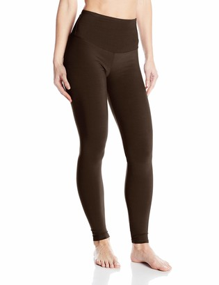 Yummie Women's Rachel Full Length Cotton Stretch Shapewear Legging