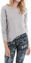Lole Saya Terry-Knit Shirt - Long Sleeve (For Women)