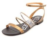 Kelsi Dagger Kora Open-toe Synthetic Slingback Sandal.
