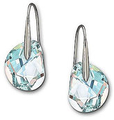 Swarovski Galet Crystal Aurora Borealis Earrings