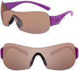 Nike Women's Vomero Semirimless Shield Sunglasses