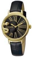 Roberto Cavalli Ladies Black Watch.