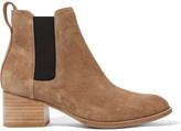 Rag & Bone Walker Suede Chelsea Boots - Camel