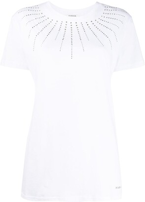 P.A.R.O.S.H. Coray embellished T-shirt