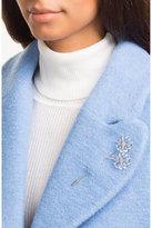 Simone Rocha Embellished Flower Brooch