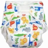 Imse Vimse Soft Cover - New Sizing (Small 9-17 lbs, Zoo) by