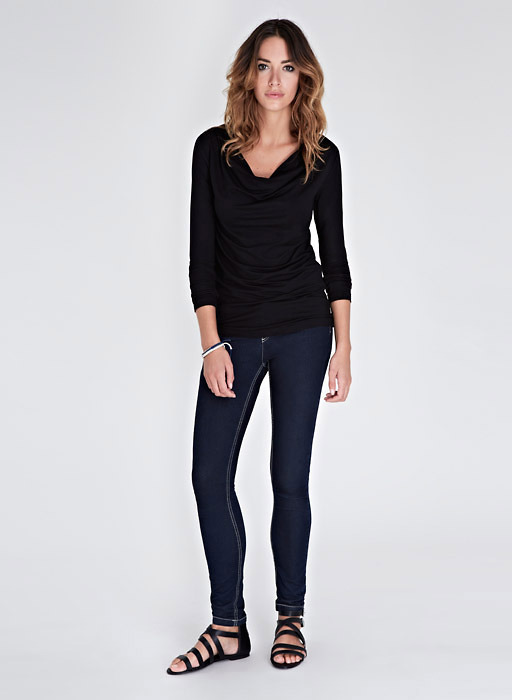 Isabella Oliver The Cowl Neck Top