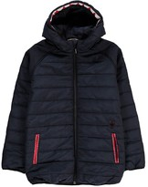 Munster Stay Puff Hooded Down Jacket