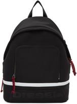 Diesel Black F-Scuba Backpack