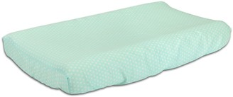 The Peanut Shell Dot Changing Pad Cover
