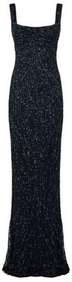 Rachel Gilbert Wanda Embellished Gown