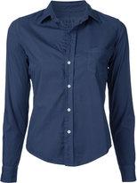 Frank And Eileen fitted shirt - women - Cotton - XXS