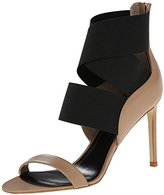 Delman Women's Jean Dress Sandal