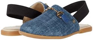Naturino Vieste SS20 (Little Kid) (Blue) Girl's Shoes