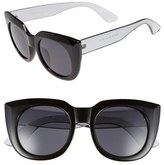 A. J. Morgan A.J. Morgan 'Beam' 50mm Sunglasses