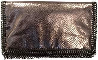 Stella McCartney Stella Mc Cartney Falabella Metallic Cloth Clutch bags