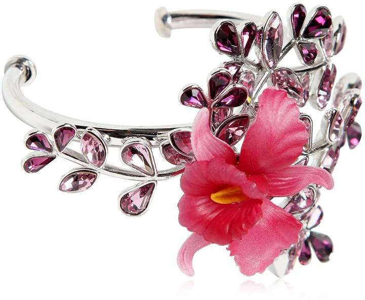 DSQUARED2 Secret Garden Bracelet W/ Crystals