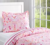 Pottery Barn Kids Birdcage Duvet Cover