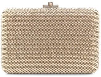 Judith Leiber Slim-Side Box Clutch Bag