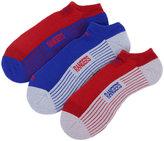 '47 Texas Rangers 3-Pack No-Show Socks