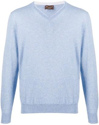 Doriani Cashmere V-Neck Sweater