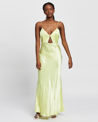 Bec & Bridge Citrus Sweetie Maxi Dress