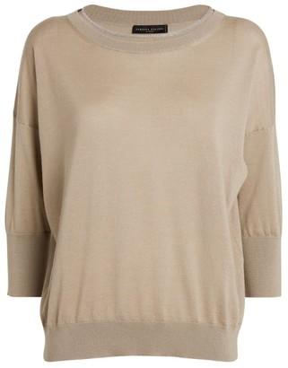 Fabiana Filippi Cashmere-Silk Sweater