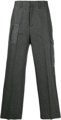 Golden Goose pocket details straight trousers