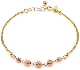 Savage & Rose Balfour Quintet 18K Yellow Gold Bracelet