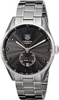 Tag Heuer Men's WAS2110.BA0732 Carrera Dial Dress Dial Watch