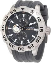 Nautica Men's BFD 100 Multi N15609G Resin Quartz Watch with Dial