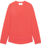 Allude Cashmere Sweater - Papaya