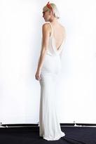 Boulee Freida Maxi Dress in White