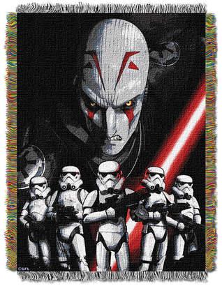 Northwest Company Star Wars Rebel Storm Tapestry Throw