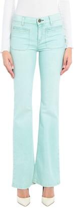 Shine Denim pants - Item 42717893GT