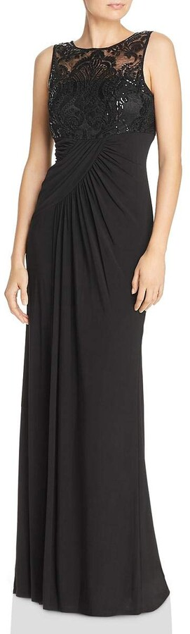 Thumbnail for your product : Eliza J Women's Lace Top Gown