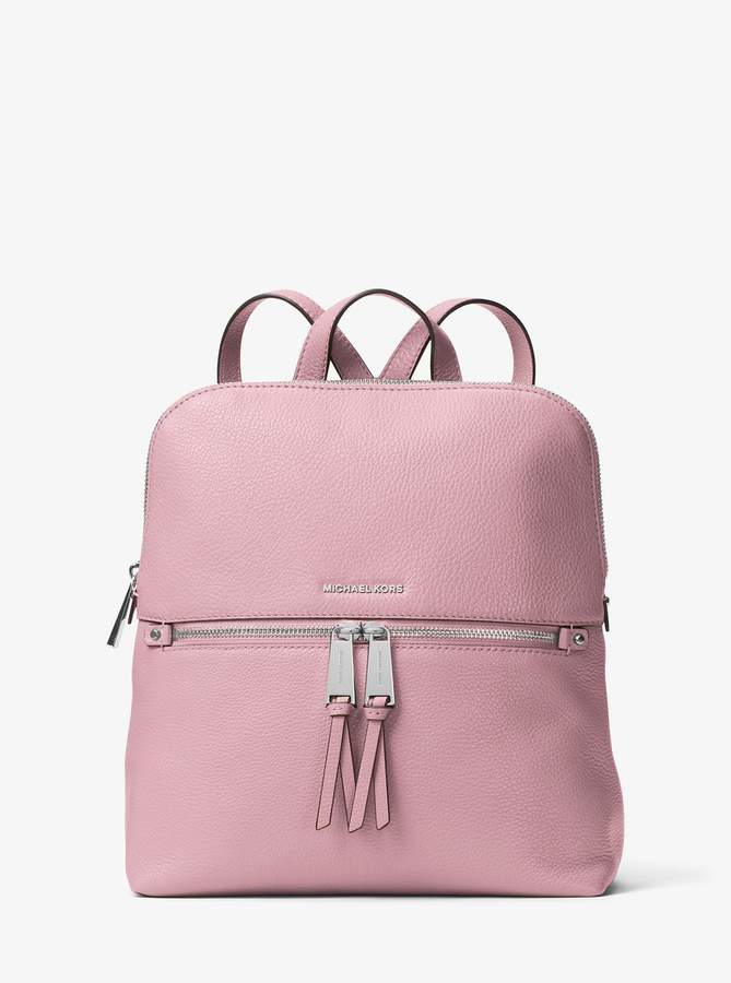 f32463ed7fd8 Rhea Medium Backpack Michael Kors - ShopStyle
