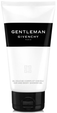 Givenchy Men's Gentleman Hair & Body Shower Gel, 5-oz.