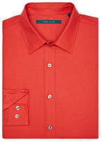 Perry Ellis Oxford Rolled Sleeve Shirt