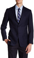 Tommy Hilfiger Bray Dot Two Button Notch Lapel Suit Separates Jacket