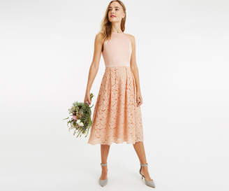Oasis LACE SKIRT BRIDESMAID DRESS*