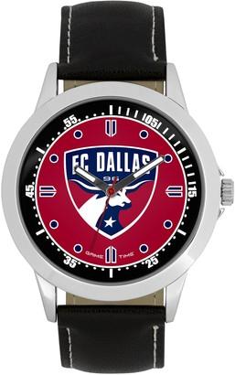 Game Time MLS Fc Dallas Mens Player Series Wrist Watch