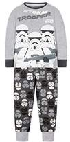 Mothercare Boy's Star Wars Pyjama Sets,(Manufacturer Size: 104)