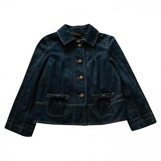 Louis Vuitton Navy Denim - Jeans Jackets