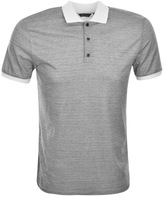 Antony Morato Micro Dot Polo T Shirt White