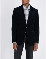 Tom Ford Shelton regular-fit corduroy cotton jacket