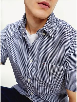 Tommy Hilfiger Regular Fit Gingham Shirt