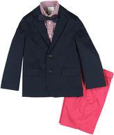 Izod Twill Duo 4-pc. Suit Shorts Set - Preschool Boys 4-7