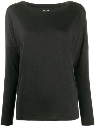 Frame Long Sleeve Top
